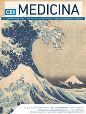 The Great Wave. Katsushika Hokusai  (circa 1830-2)