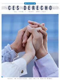 Portada Derecho Volumen 11(2)
